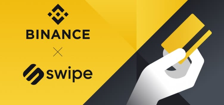 Binance annonce officiellement l'acquisition de Swipe.io et le listing du token SXP