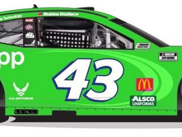 Jack Dorsey et sa Cash App Bitcoin sponsorisent une voiture de course NASCAR