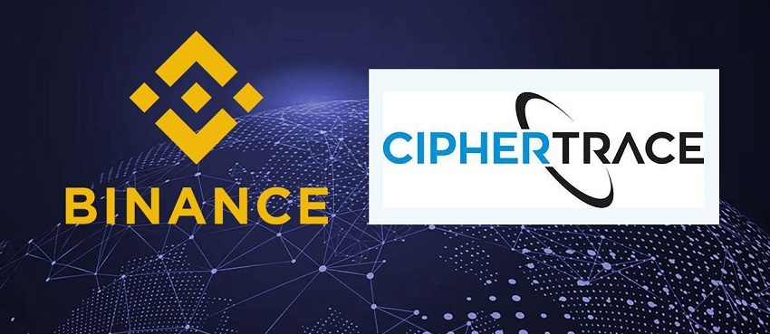 La SEC engage la société CipherTrace pour analyser et surveiller la blockchain de Binance