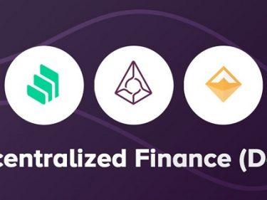 La finance décentralisée DeFi représente 97% de l'activité des Dapps sur Ethereum