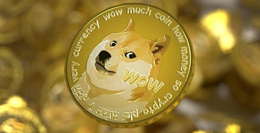 Le cours Dogecoin en hausse de 50%, alt season ou simplement une vidéo TikTok qui en serait la raison