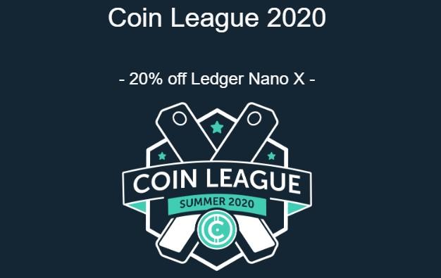 code promo réduction ledger nano x