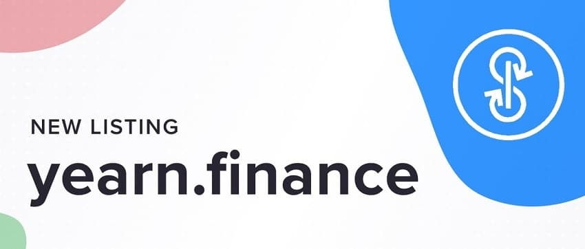 Binance ajoute le token DeFi yearn.finance (YFI)