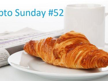 Crypto Sunday #52 – Récap des news Bitcoin et crypto avec SushiSwap, Monero, Promotion Ledger, Binance et la DeFi