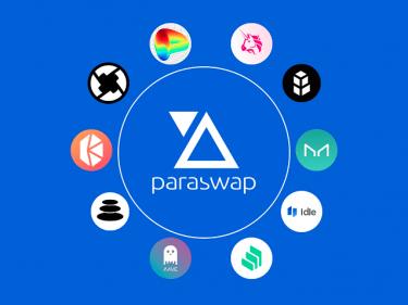 Le protocole DeFi français ParaSwap lève 2,7 millions de dollars