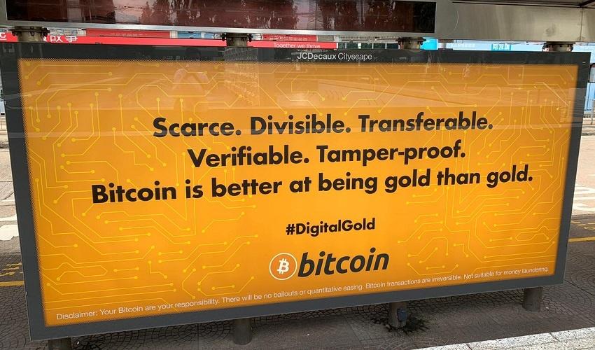 bitcoin or numérique