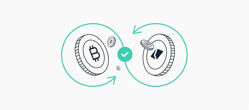 Avec Ledger Swap, il est désormais possible d'échanger ses cryptomonnaies directement sur Ledger Live