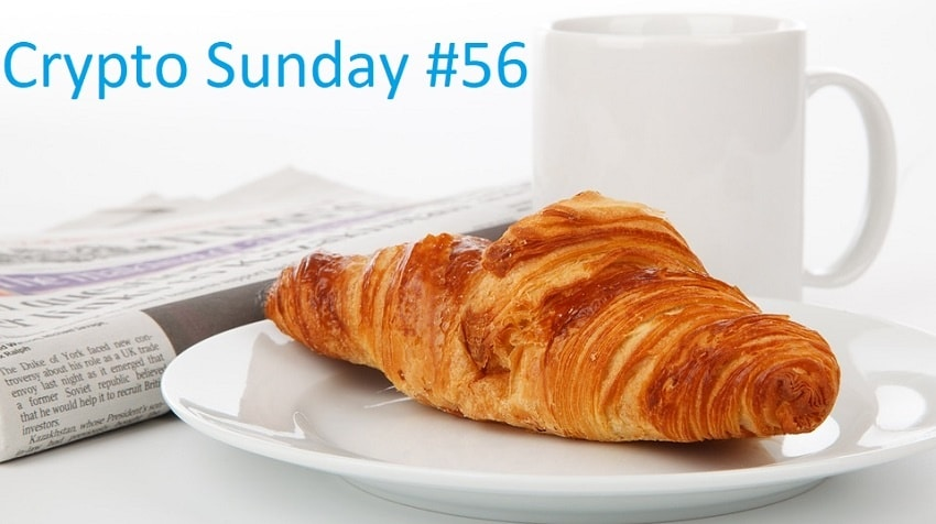 Crypto Sunday #56 – Récap de l