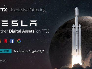 FTX Exchange lance des paires de trading en Bitcoin pour des actions traditionnelles comme Amazon, Apple ou Tesla