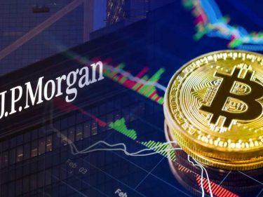 La banque américaine JP Morgan compare Bitcoin à l'or comme opportunité d'investissement alternatif