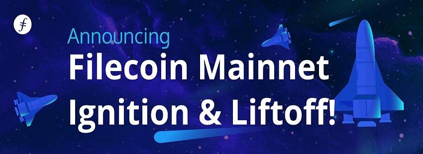 Le projet blockchain Filecoin annonce le lancement de son mainnet pour le 15 octobre 2020