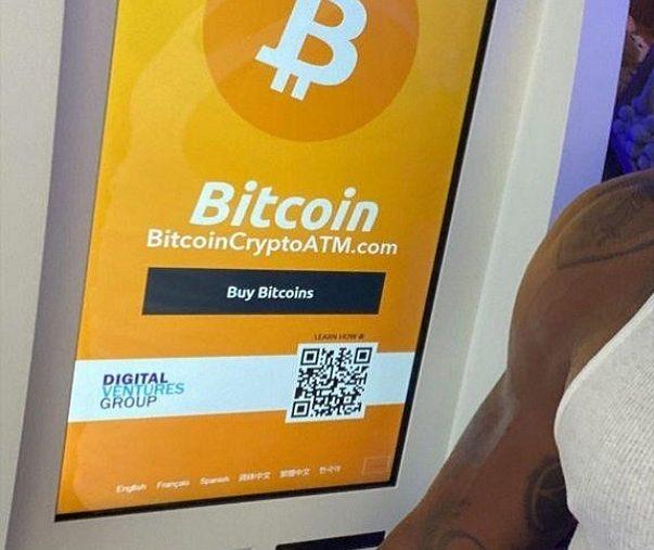 Le rappeur français Booba fait la pub de Bitcoin sur Instagram