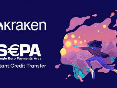 L'échange Bitcoin Kraken propose désormais les virements SEPA Euros instantanés