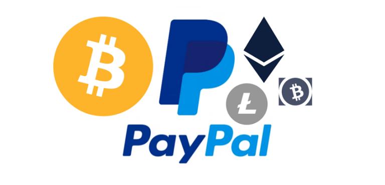 PayPal va proposer les cryptomonnaies Bitcoin, Ethereum, Bitcoin Cash et Litecoin à ses 346 millions d'utilisateurs