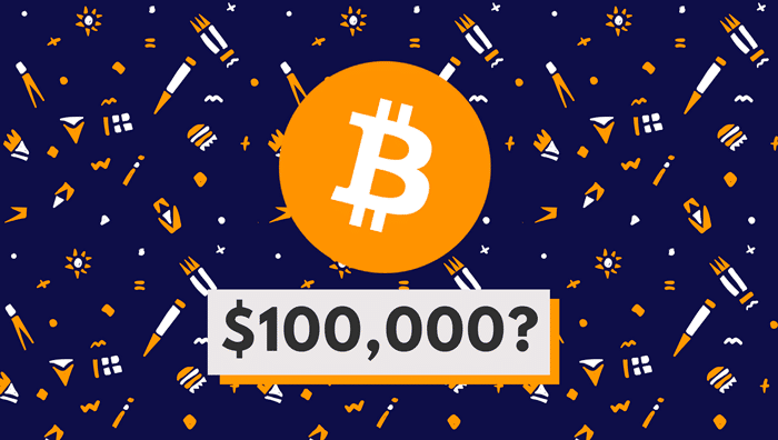 Un cours Bitcoin BTC en route vers les 100 000 dollars selon le dernier rapport de Bloomberg