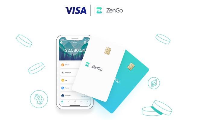 Avec Visa, le crypto wallet Zengo lance sa carte bancaire Bitcoin