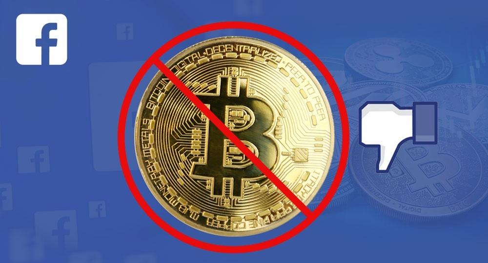 Bitcoin de nouveau censuré sur Facebook