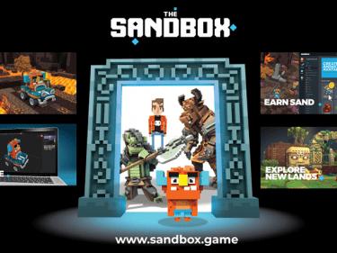C'est quoi Sandbox (SAND), le jeu blockchain français