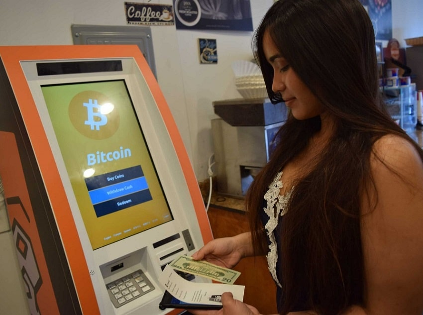 Chaque heure environ, un nouveau distributeur de Bitcoin est installé dans le monde