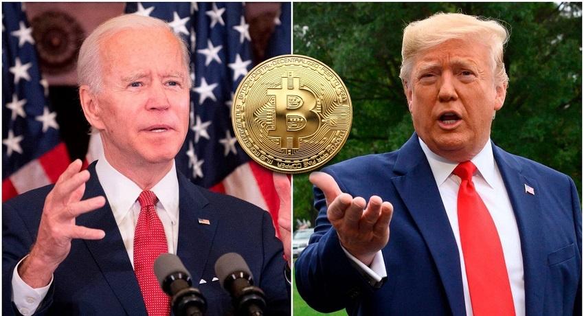 Elections présidentielles américaines 2020, Donald Trump contre Joe Biden, quel est le meilleur candidat pour Bitcoin ?