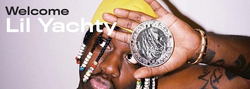 Le rappeur américain Lil Yachty va lancer son token Ethereum avec la plateforme suisse Fyooz