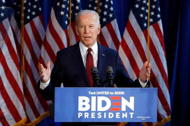 L'échange Bitcoin FTX a versé 5 millions de dollars en soutien à la campagne du candidat démocrate Joe Biden