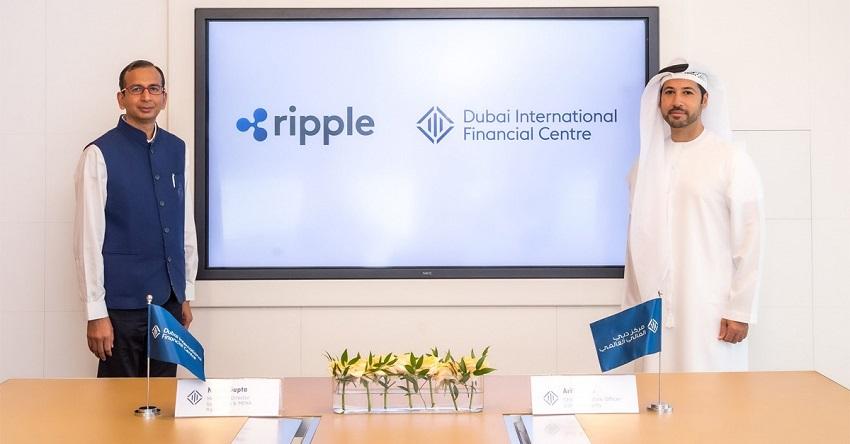 Ripple (XRP) ouvre un bureau régional à Dubaï