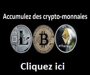 Accumulez-crypto-monnaies
