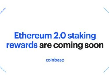 Coinbase va bientôt proposer du staking Ethereum ETH