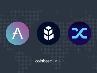 De nouveaux jetons DeFi arrivent sur Coinbase Aave (AAVE), Bancor (BNT) et Synthetix (SNX)