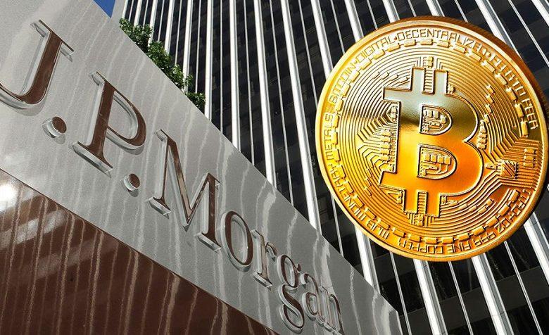 La banque américaine JPMorgan envisage une demande de 600 milliards de dollars pour du Bitcoin