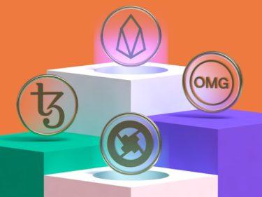 La banque crypto friendly Revolut ajoute 4 nouvelles crypto-monnaies EOS, OMG, 0x (ZRX) et Tezos (XTZ)