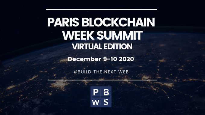 Le PDG de Binance participera au Paris Blockchain Week Summit les 9 et 10 décembre 2020