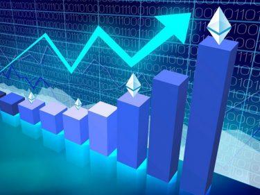 Le cours Ethereum (ETH) repasse la barre symbolique des 1000 dollars