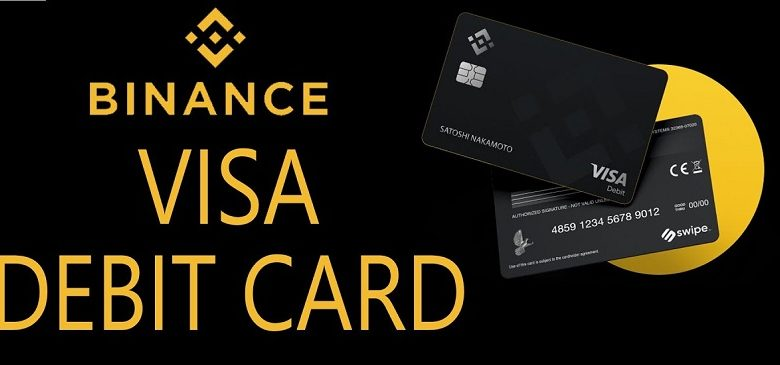 carte bancaire visa binance card 2021