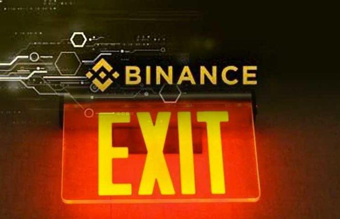 Binance va délister les tokens VIBE, CyberMiles (CMT), Time New Bank (TNB) et Blockmason Credit Protocol (BCPT)