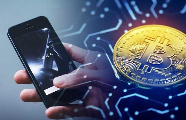Payer son Uber en Bitcoin pourrait être bientôt possible