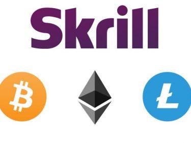 Skrill va permettre le retrait direct de cryptomonnaies depuis sa plate-forme Paysafe