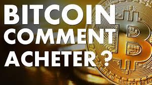 comment acheter du bitcoin 2021