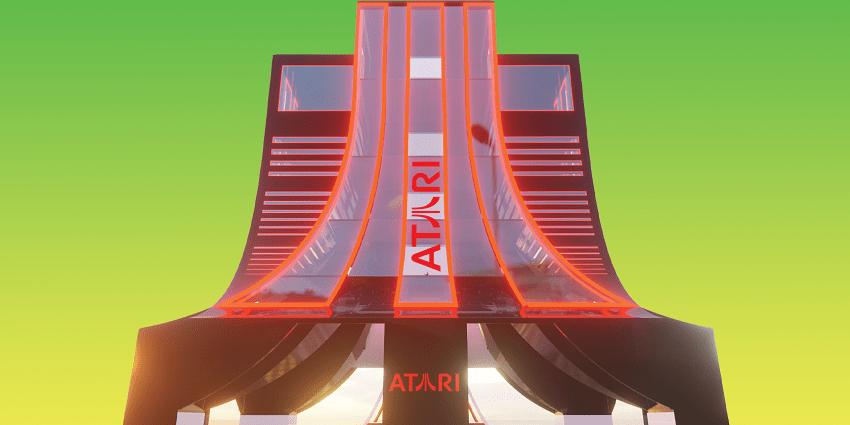 Atari va lancer un casino crypto dans le monde virtuel de Decentraland