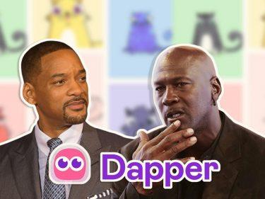 Dapper Labs lève 305 millions de dollars avec des investisseurs tels que Michael Jordan ou Will Smith