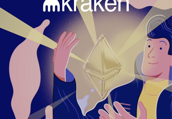 Kraken annonce qu'il y a déjà plus de 500 000 jetons ETH sur sa plateforme de staking Ethereum