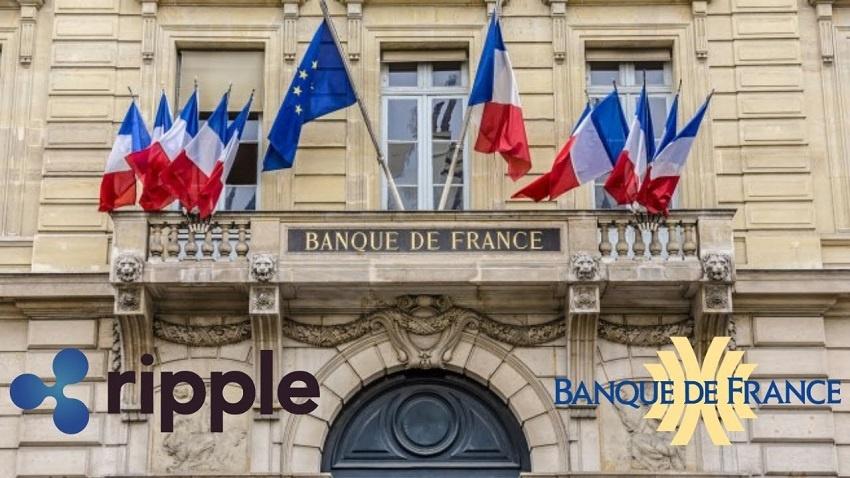 La Banque de France a discuté avec Ripple XRP comme plate-forme possible pour la monnaie numérique de banque centrale
