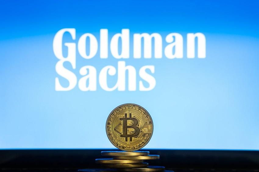 La banque Goldman Sachs redémarre son activité de trading Bitcoin et crypto