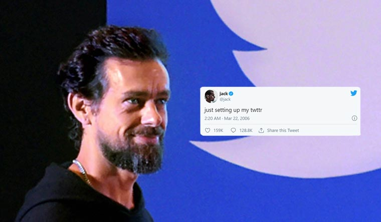 Le premier tweet publié sur Twitter vendu sous forme de NFT pour 2,9 millions de dollars
