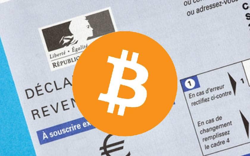 déclaration revenus bitcoin crypto
