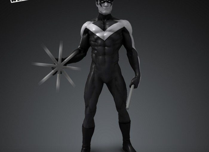 nightwing nft batman