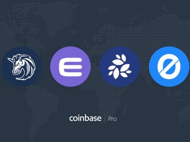 1inch (1INCH), Enjin Coin (ENJ), NKN (NKN) et Origin Token (OGN) arrivent sur Coinbase