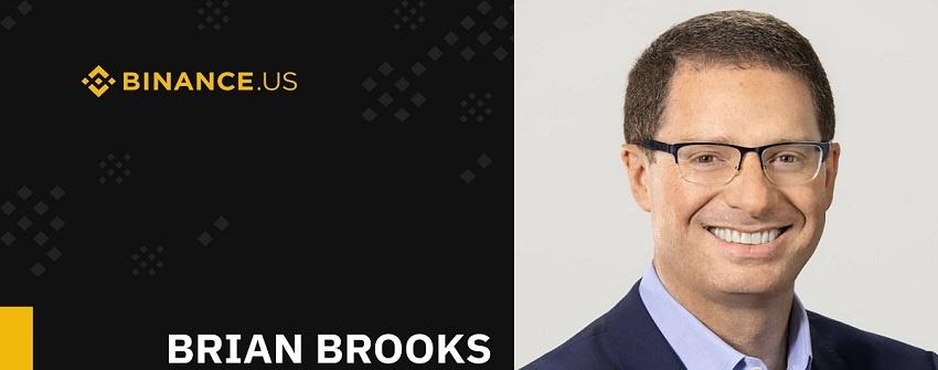 Binance.US nomme Brian Brooks au poste de PDG