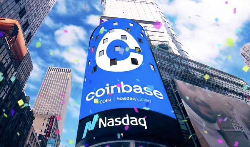Coinbase fait son entrée à Wall Street, l